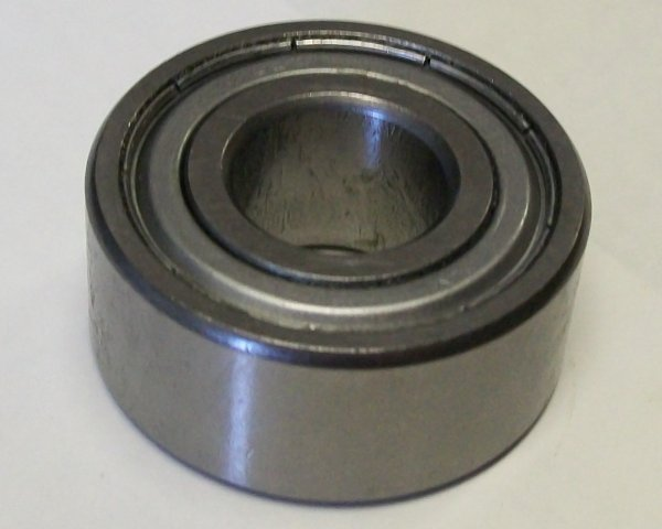5204-ZZ, Double Row Angular Contact Bearing