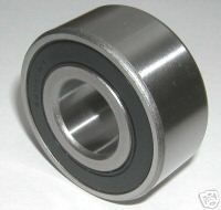 S5302-2RS, STAINLESS, Double Row Angular Contact Bearing