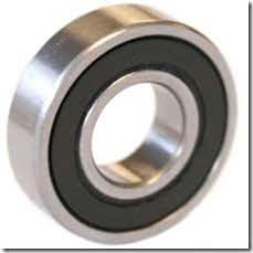 6206-2RS Ball Bearing