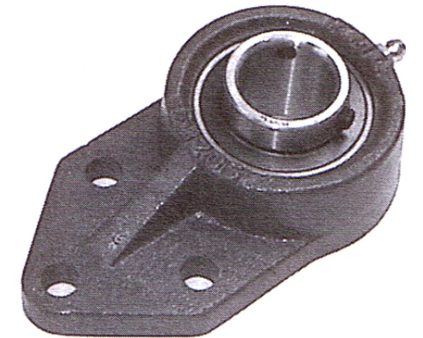 UCFB 200 Series Three Bolt Flange Bracket Unit (Inch Series)<font color =red><b>INFORMATION</FONT>
