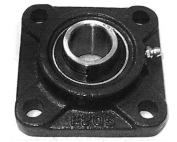 "UCF212-38 4 Bolt Flange, 2 3/8"" Bore"