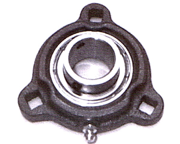 "SBRFT 204-12, 3/4"" Bore Triangle Flange Units"