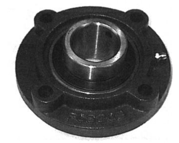 UCFC 200 4 Bolt Round Flange Cartridge Units