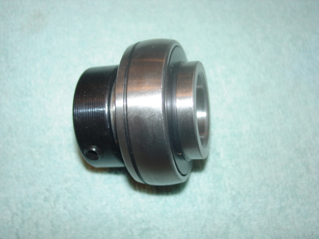 "HC207-22, 1-3/8""  Insert Bearing, Extended Inner ring, w/Locking Collar"
