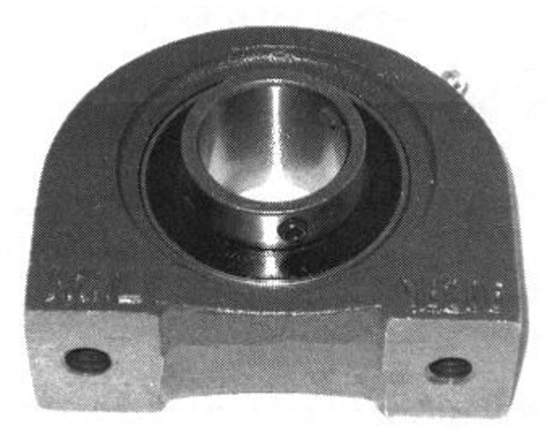 "UCTB201-8 Tapped Base Pillow Block, 1/2"" Bore, (inch series)"