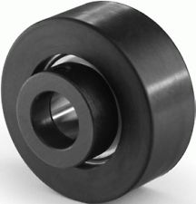 "RCSM 204-12-S, Rubber Mounted 3/4"" Bearing w/ set screw, (aka: RSCM12)or (RCSM12-S)"