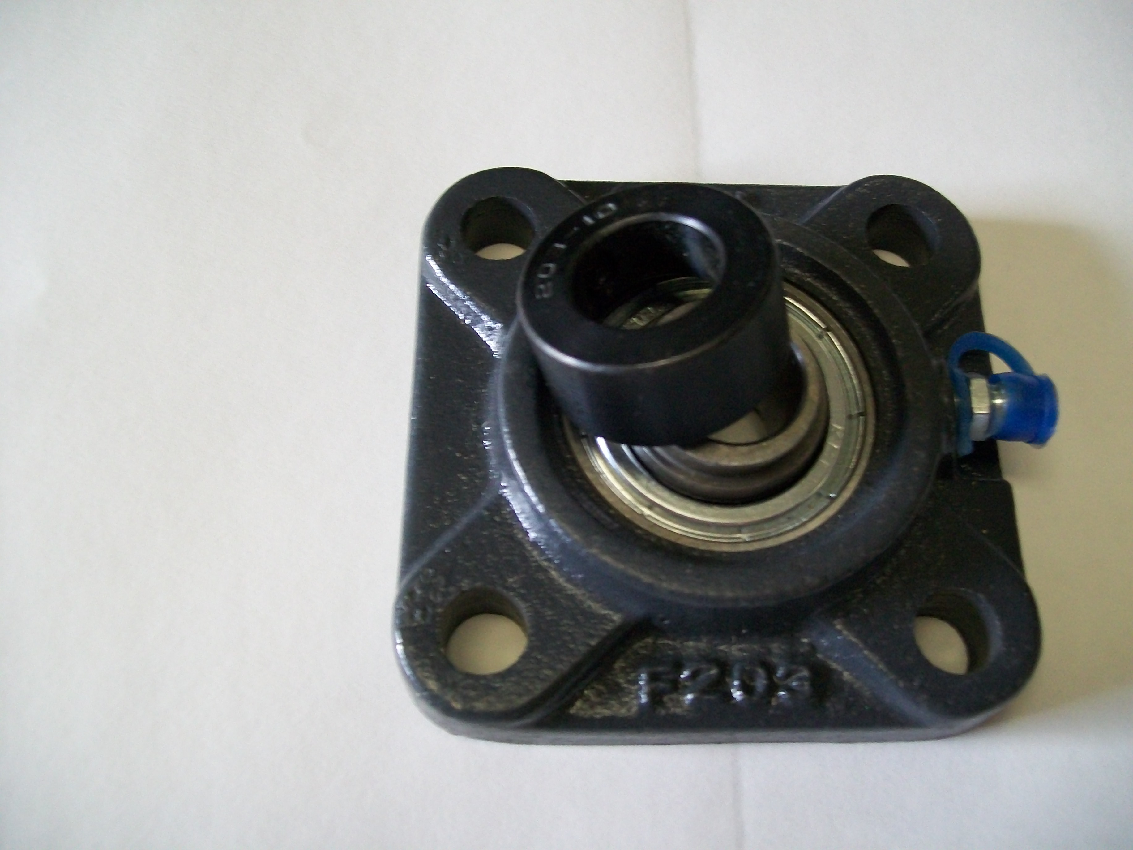 "HCFS207-20, 4 Bolt Flange, 1 1/4"" Bore w/Locking Collar"