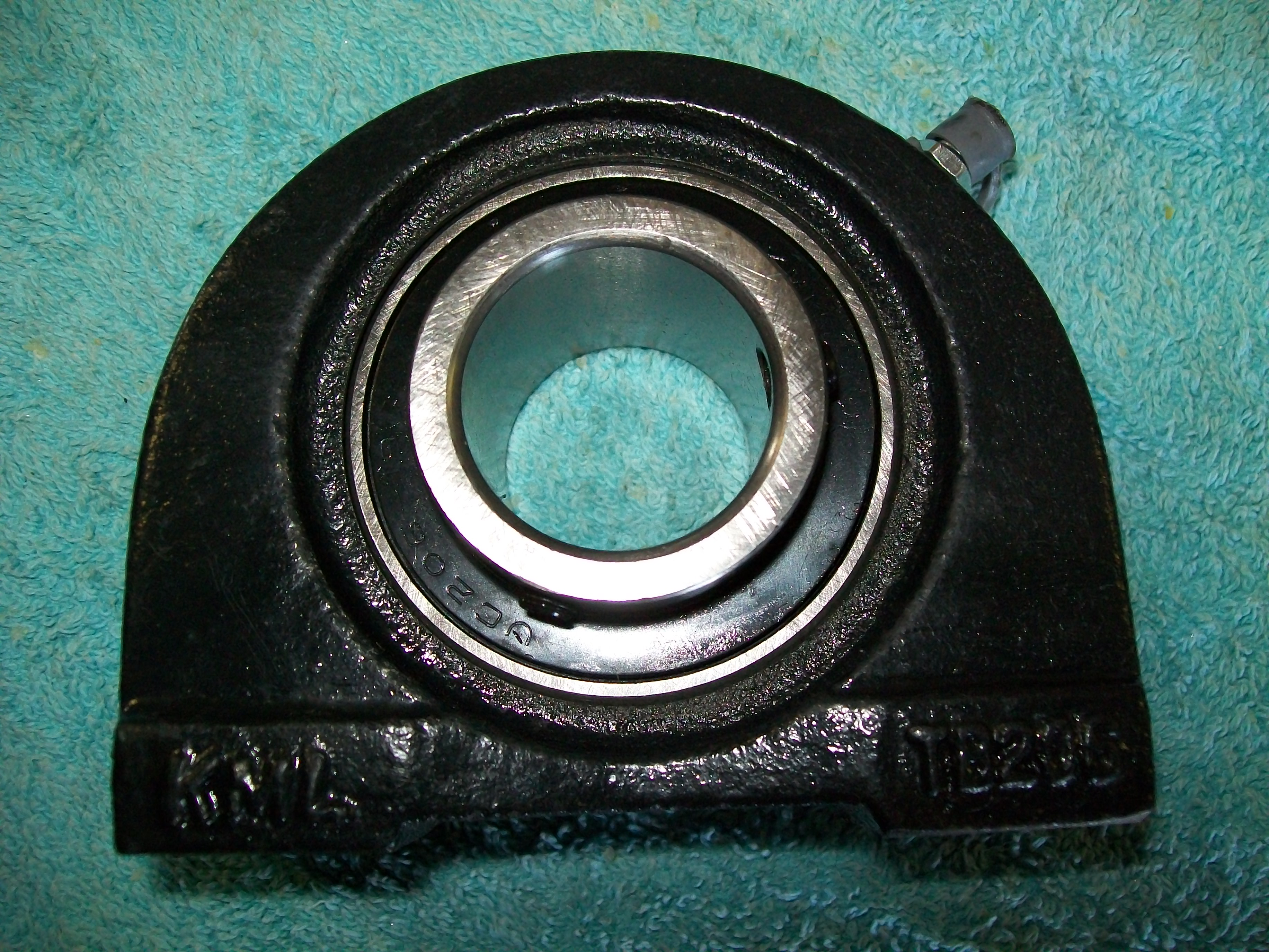 "UCTB207-22, 1-3/8"" Tapped Base Pillow block (Inch series)"