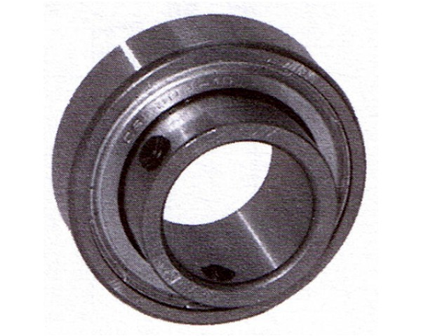 CSB 200 Series Wide Inner Ring Bearing Unit, Cylindrical OD