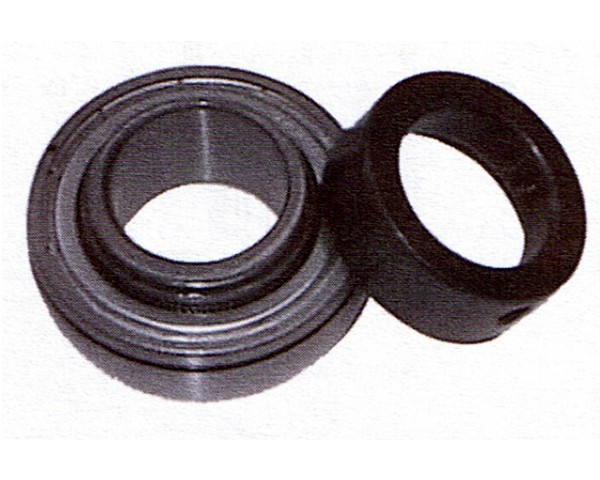 SA 200 Series Wide Inner Ring Bearing Unit, Spherical OD