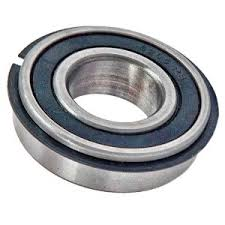 "499502H, 5/8"" bore lawn mower bearing w/ snap ring"