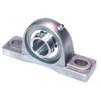 "SUCSP208-24, 1-1/2""  Bore stainless bearing and pillow block"